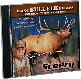 Using Bull Elk Bugles