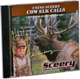 Using Sceery Cow Elk Calls