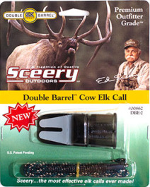 Double Barrel™ Cow Elk Call